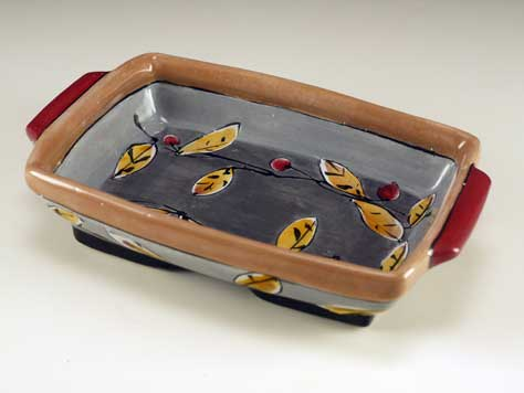 Arbuckle ceramics tray
